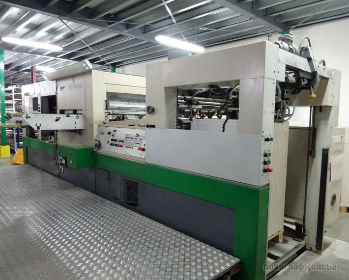 Bobst SP 103-E - Year 1994